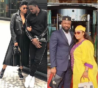 Big Brother couple, Pokello and Elikem, move on to new lovers after their split