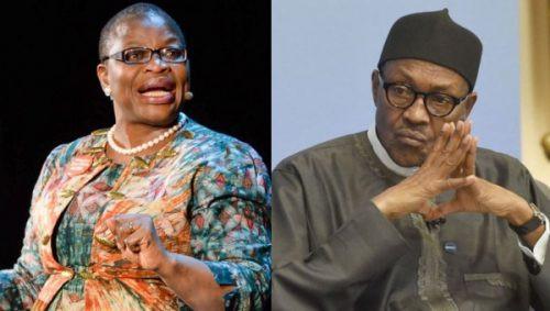 Buhari's comment on Ballot box snatching promotes jungle justice- Oby Ezekwesili