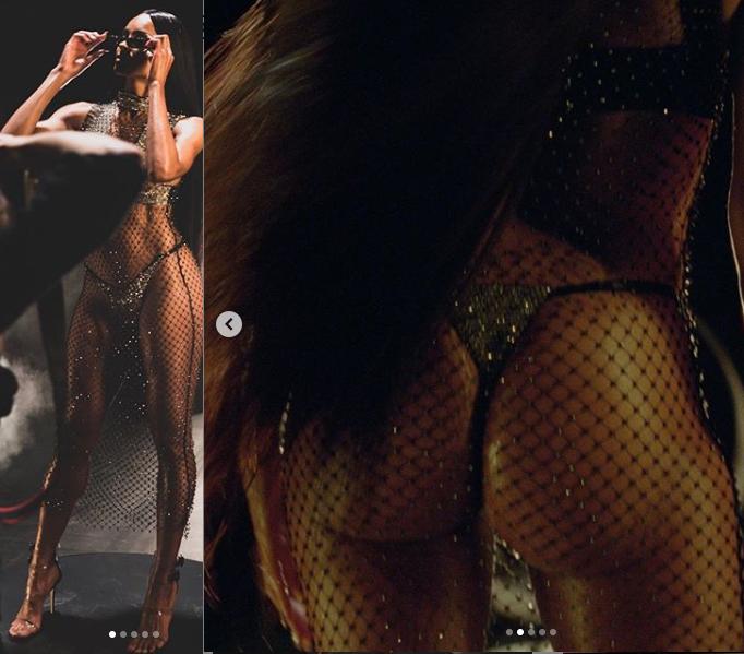 Ciara flaunts her sexy body in new racy photos