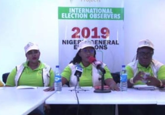 #NigeriaDecides:?International election observers seek visa extension
