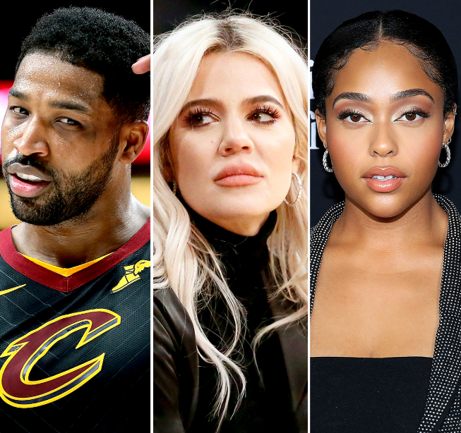 Khloe Kardashian and Malika confirm Tristan was caught cheating with Kylie Jenner