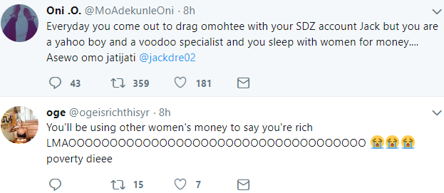 "More women accuse Twitter user Jack Dre of ""jazzing"", manipulating, and extorting them"