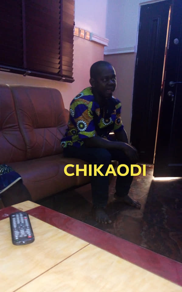 Photos: 48-year-old married father of two allegedly on the run after defiling a 6-year-old girl in Anambra