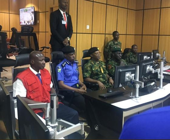 #NigeriaDecides:?Chief of Naval Staff,?Police IG?and acting chairman of EFCC?visit Nigerian Army