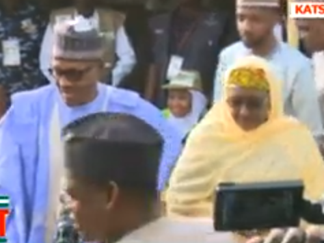 Elections: Here is President Buhari