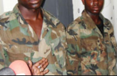 Thugs in Army uniform snatch ballot box in Imo