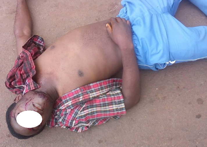 Hours after preaching against election violence, Kogi State University student becomes a victim as he