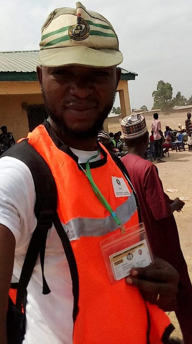 Corps member narrates how he was cowed into submitting bulk of ballot papers for mass thumb printing; calls on Prof. Mahmood to resign immediately