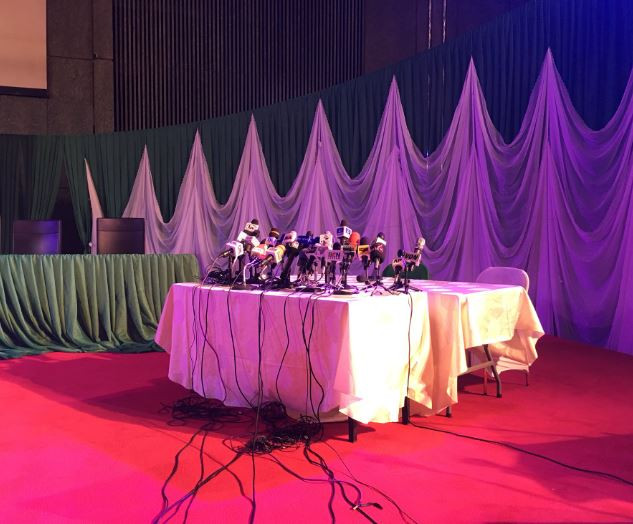#NigeriaDecides: INEC Opens National Collation Centre In Abuja, To Begin Announcing Results From 11am Tomorrow