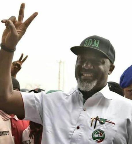 #NigeriaDecides: Dino Melaye wins Kogi West Senatorial District Election