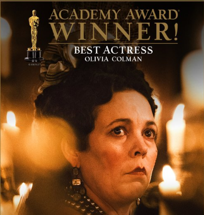 Former cleaner turned actress, Olivia Coleman moves viewers to tears with her emotional Oscars speech after winning best actress (video)