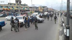 Lagos police command denies reports of Area boys attacking Igbo traders in Oshodi
