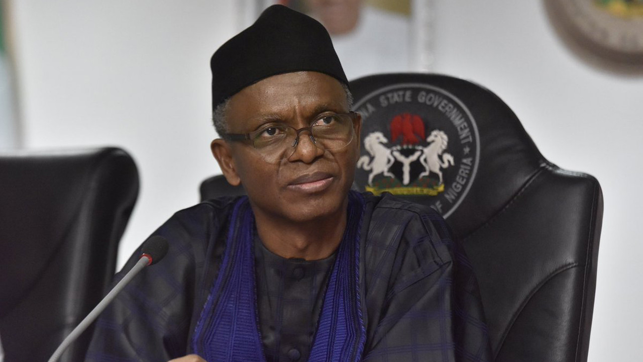Gov El-Rufai faults presidential results from Enugu, accuses PDP of perpetrating fraud