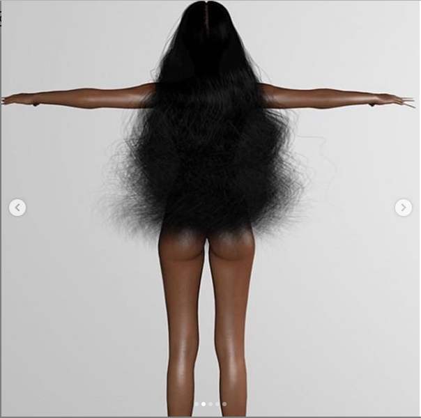 Singer, Solange Knowles shows off her bare butt in new sultry photos?18+