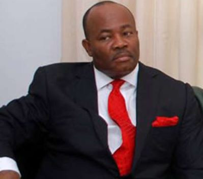 Akpabio vows to challenge his loss In court, says?I didn?t lose, the results will be corrected