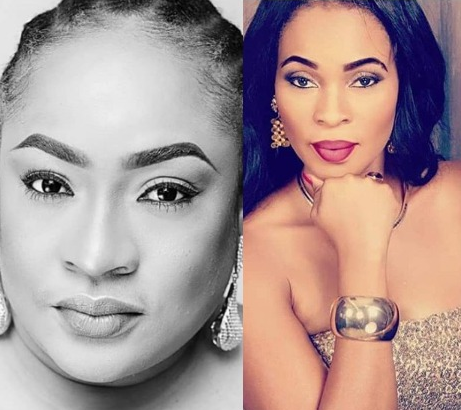 2019 election: Georgina Onuoha comes for celebs who campaigned for Buhari and Atiku after her clash with colleague, Foluke Daramola-Salako