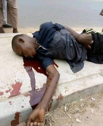 Another man dies while celebrating Buhari
