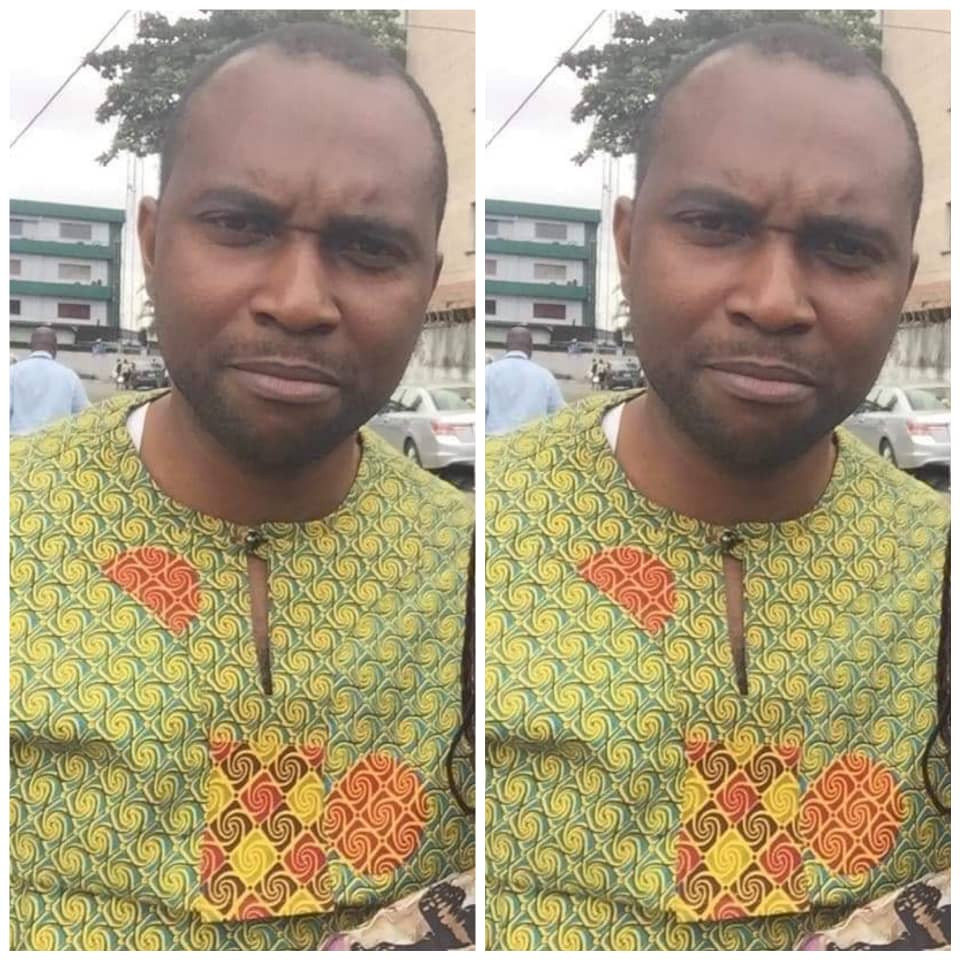 Photo: Man goes missing in Lagos