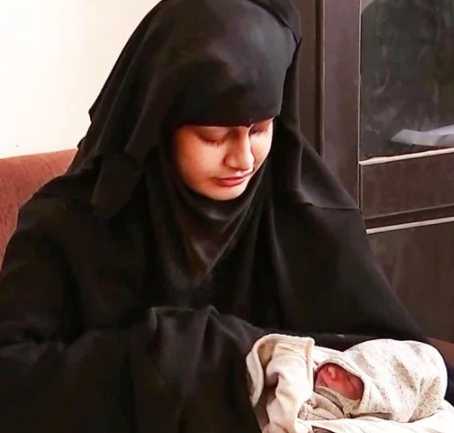 ISIS bride Shamima Begum flees refugee camp with infant son after receiving death threats