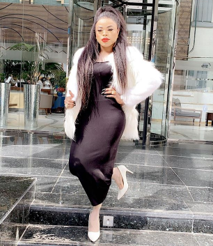 Bobrisky refers to himself as Nigeria