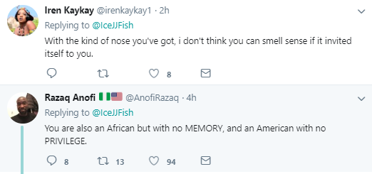 """I?m quitting the internet"" Ice JJ fish says after savage Nigerians drag him for making derogatory comments about Africa"