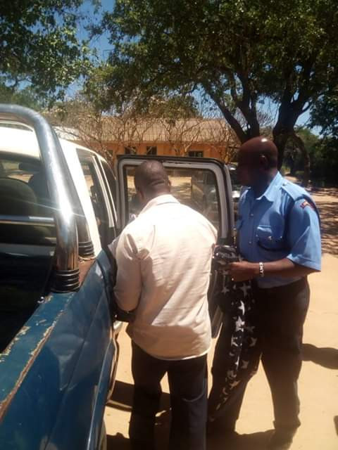 Photos: Clinical officer defiles 14-year-old girl who came to him for medical examination after being raped by another person
