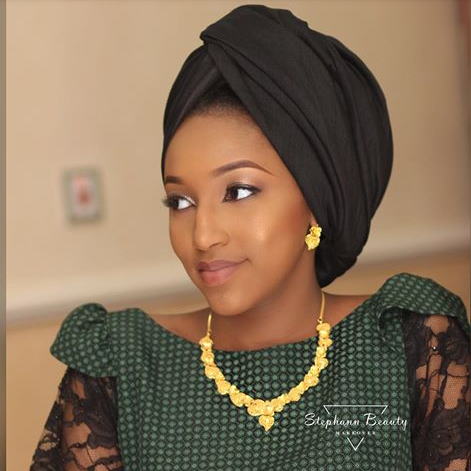 Photos of President Buhari?s beautiful granddaughters by his second daughter, Hajia Hadiza Bello