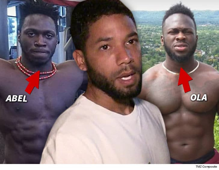 Nigerian brothers involved Jussie Smollett attack apologize for their involvement?