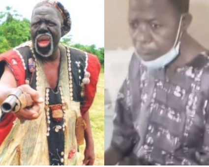 Veteran Yoruba actor, Fadeyi Oloro hospitalized over an unknown ailment (Video)