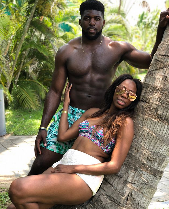 Sad! ?Yvonne Orji and boyfriend Emmanuel Acho call it quits. She announced she