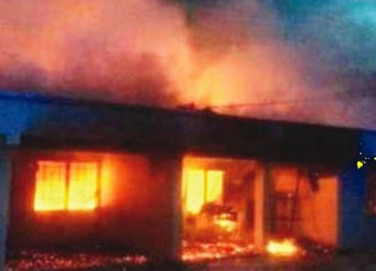 Early morning fire kills family of six In Kano State
