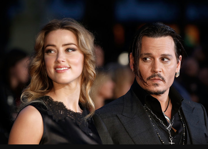 Amber Heard hits back at her ex-husband Johnny Depp after he filed a $50 million defamation lawsuit against her