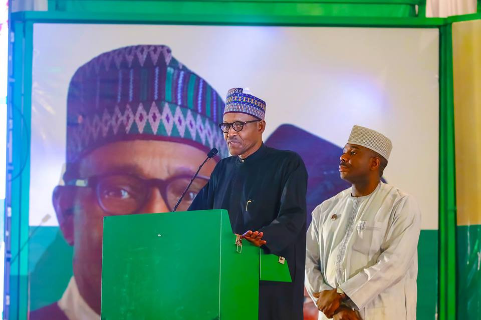 Only persons of integrity will be appointed in my next cabinet ? President Buhari