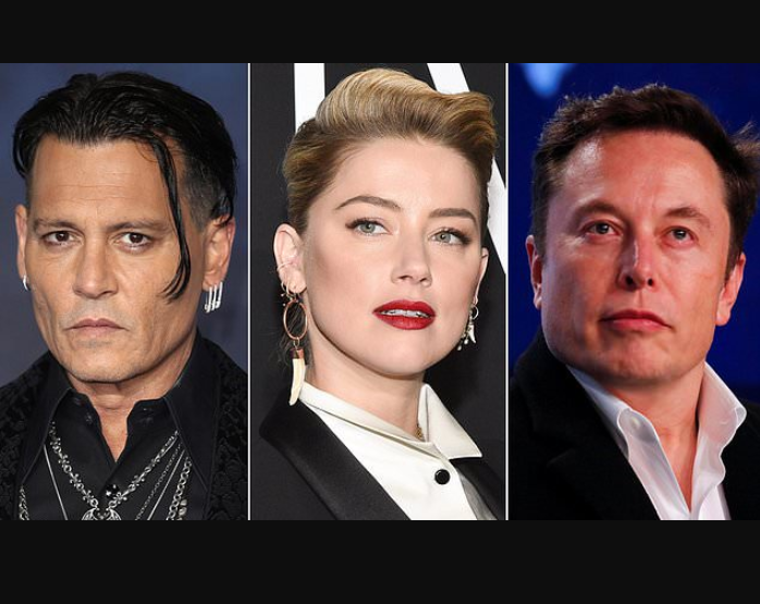 Johnny Depp accuses ex-wife Amber Heard of starting an affair with Tesla founder Elon Musk a month after they got married?