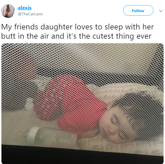 Mother reacts as stranger shared her daughter