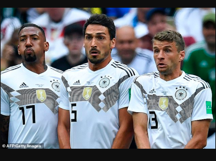 German FA Forcefully Terminates International Careers Of World Cup Winners Thomas Muller, Jerome Boateng And Mats Hummels