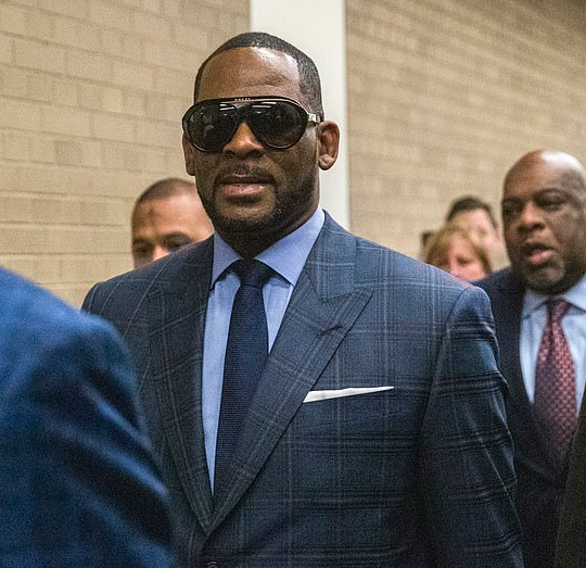 "R. Kelly is being investigated in Detroit for ""raping a girl from the age of 13 for four years and giving her herpes when she was 17"""