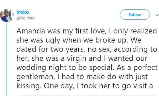 Love my sex first The Affair