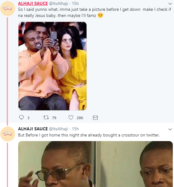 Twitter user tries to rain on a woman