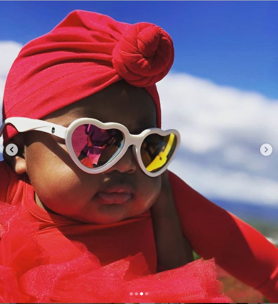 Gabrielle Union shares cute photos of her adorable daughter Kaavia James as she clocks 4-months?today