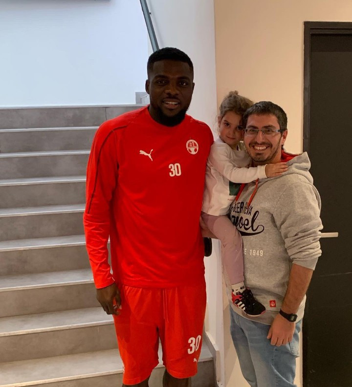 John Ogu shares heartwarming letter he got from a family who are fans of his