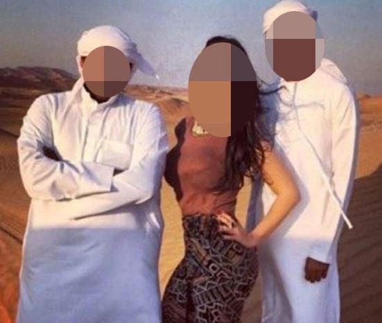 Shocking story of a young girl who went on a weekend getaway with Arab guys who urinated and pooed on her during sex