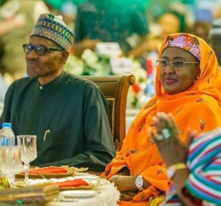 Only card carrying members of APC should be considered for political appointments -?Aisha Buhari advises ruling party