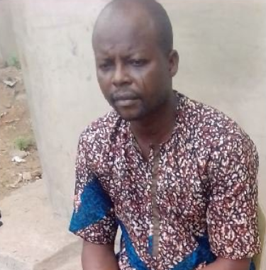 Photos: Herbalist arrested with human parts in Ogun