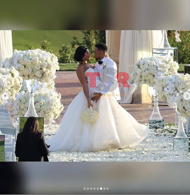 Chance The Rapper marries longtime girlfriend Kirsten Corley in 'romantic' Newport Beach ceremony (Photos)