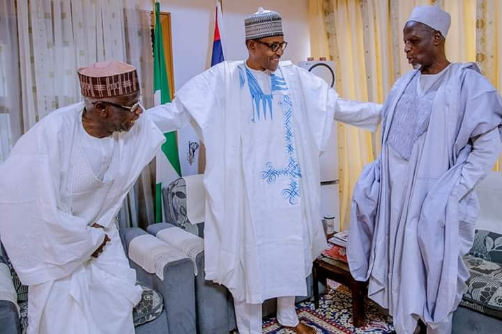 Photos: President Buhari