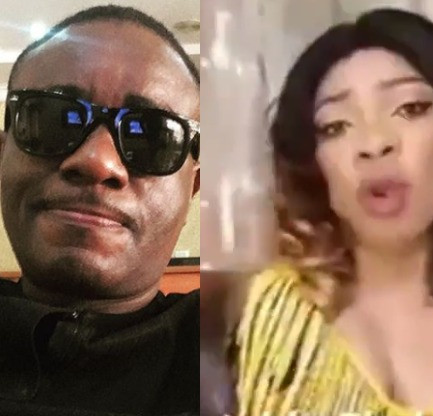 Actor Emeka Ike reacts to viral video of Nigerian woman selling mystic bottle where?married women can