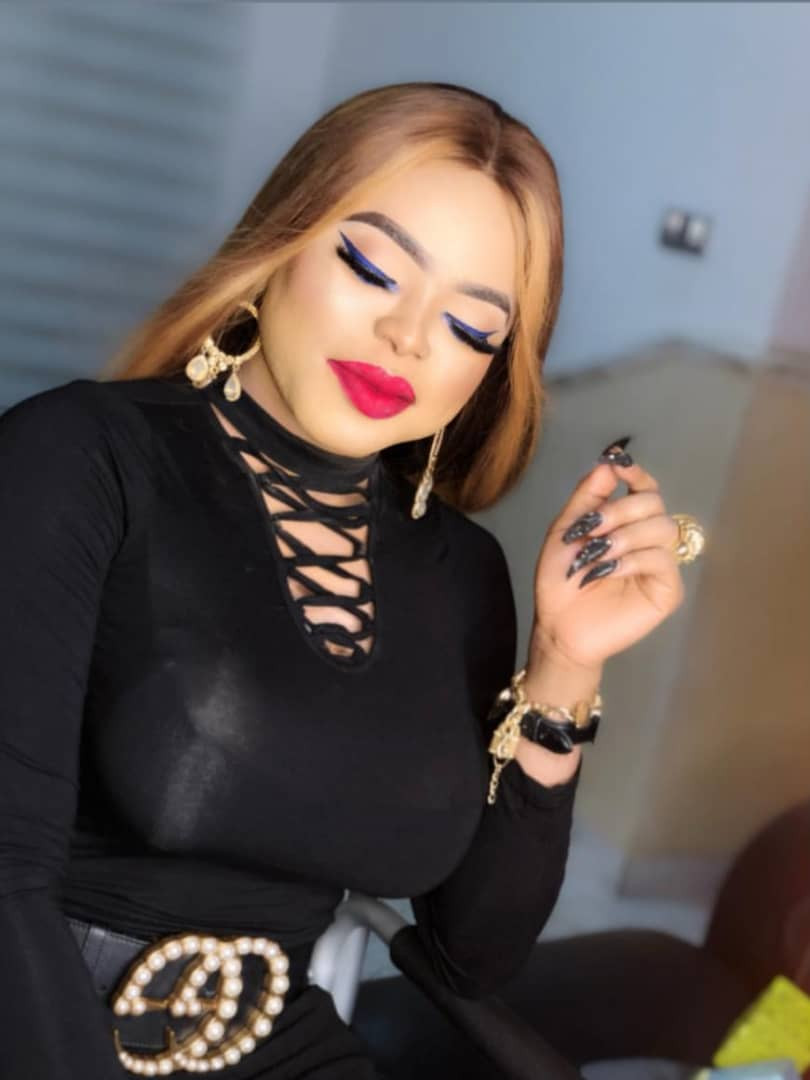 Stunning new photos of Bobrisky