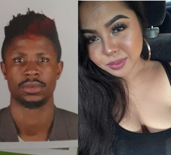 Thai woman accuses her Nigerian boyfriend of domestic violence as she shares photos of her injuries