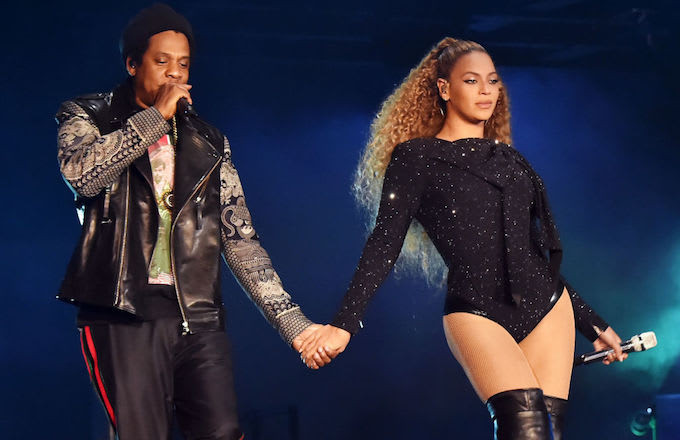 Beyonce and Jay-Z set to receive top honors as